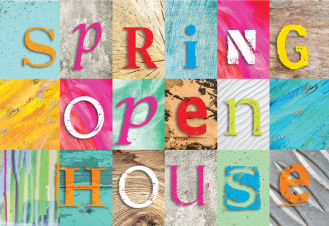 English Spring Open House