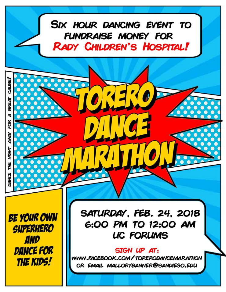 Torero Dance Marathon