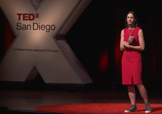 Patricia Marquez at TEDx