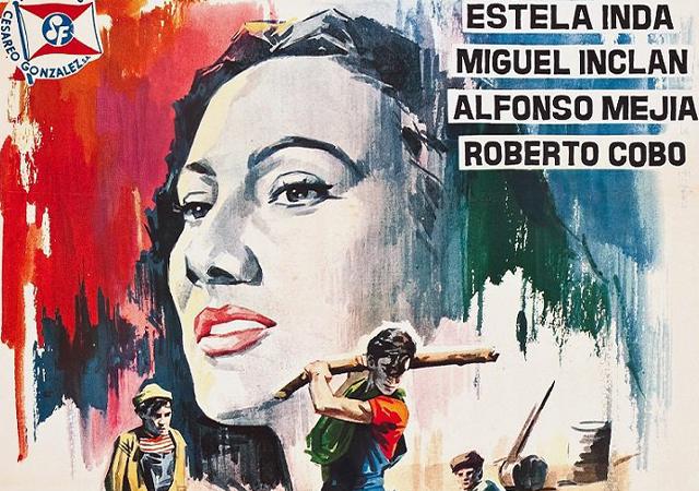 Los Olvidados film poster