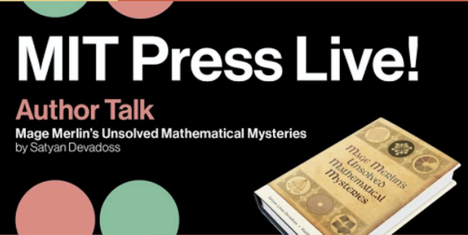 Satyan Devadoss' MIT Press Live-