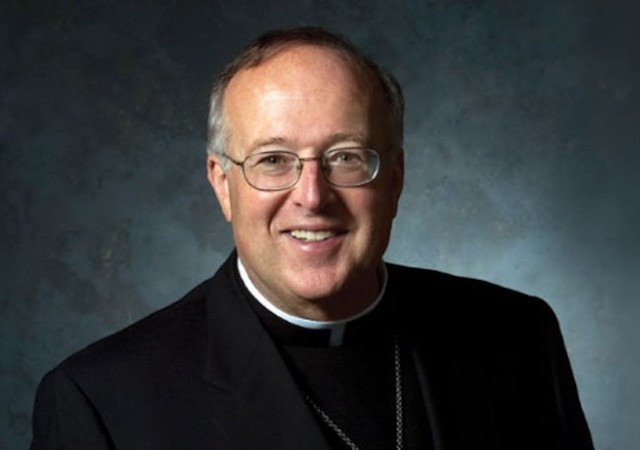 Bishop Robert McElroy headshot