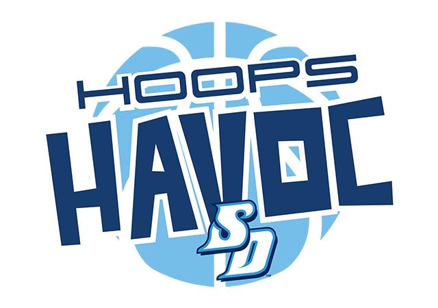 Hoops Havoc logo