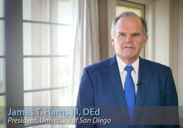 USD President Harris
