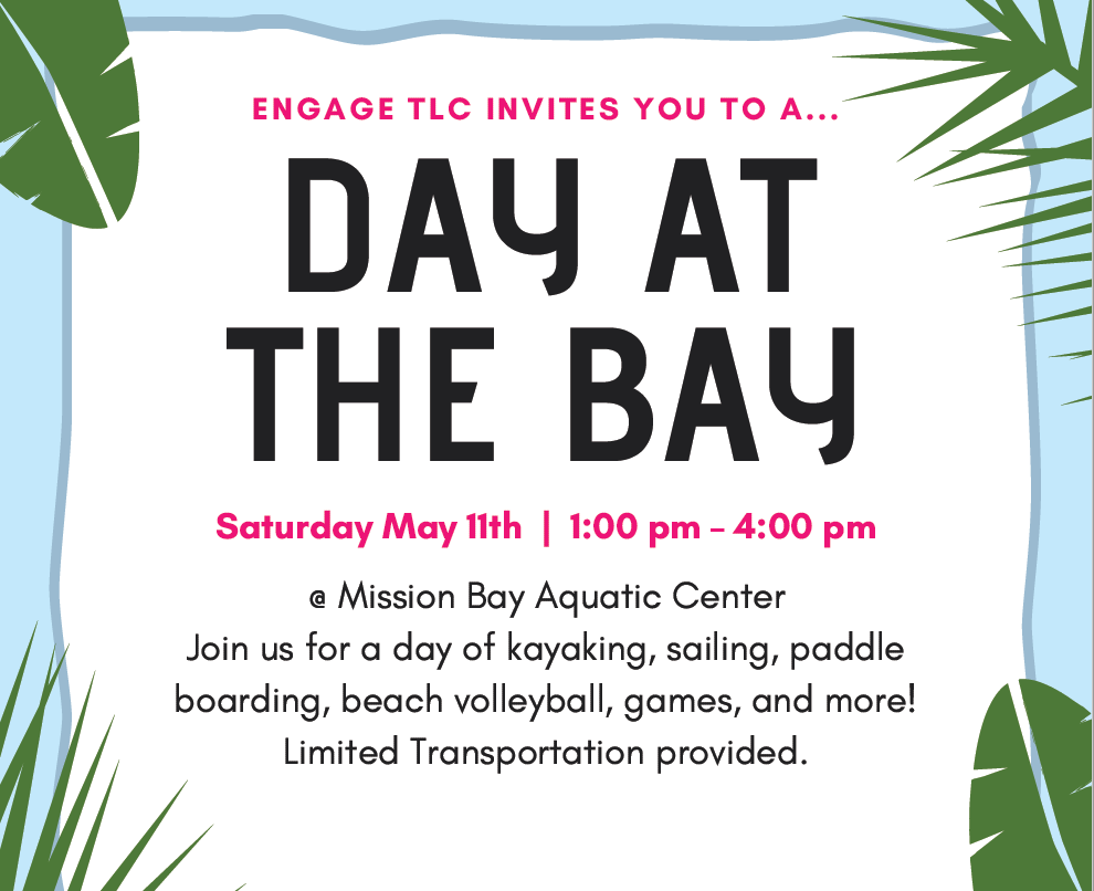Engage Day at the Bay flyer