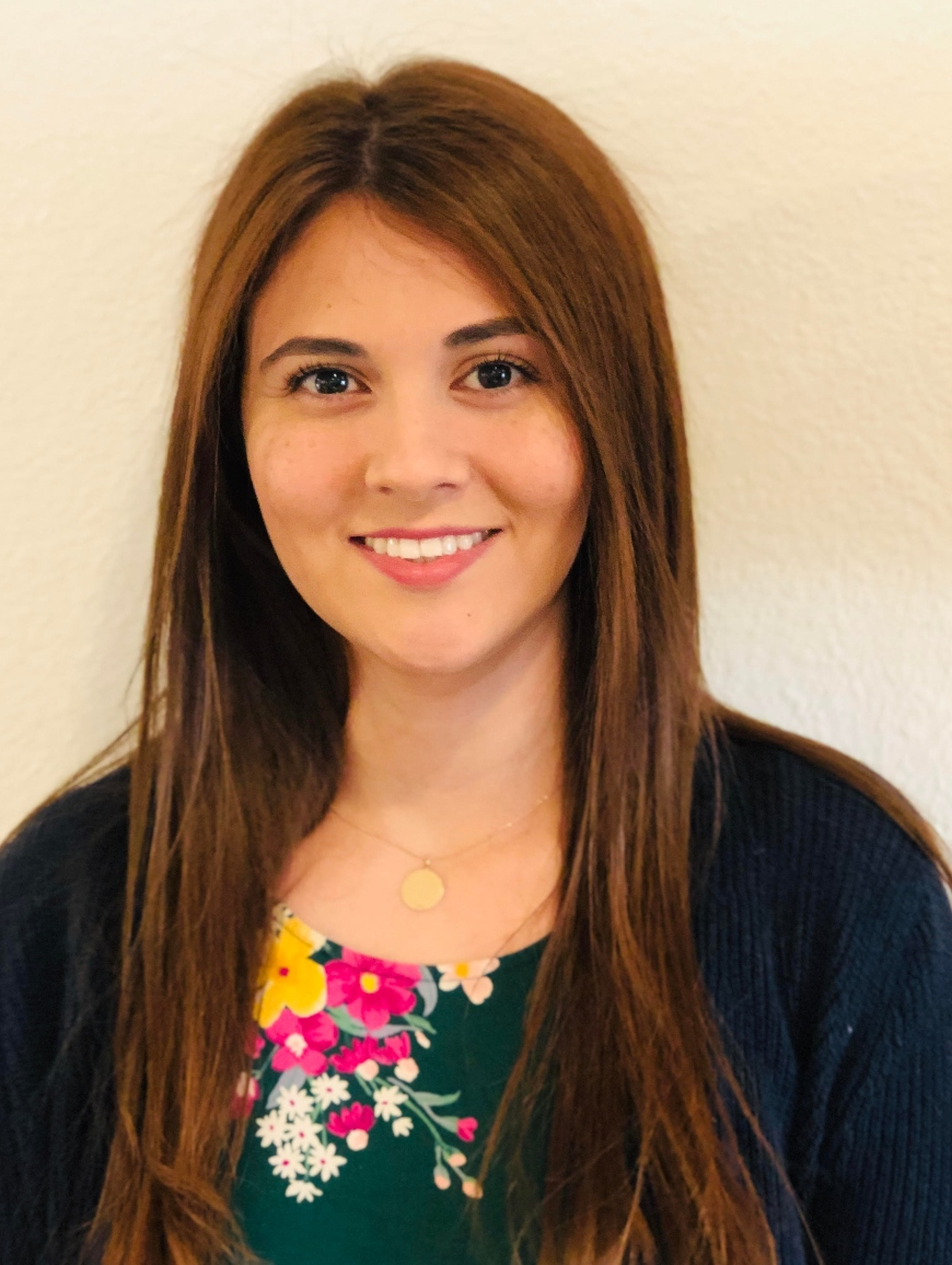 Veronica Ramirez USD alumna 2016
