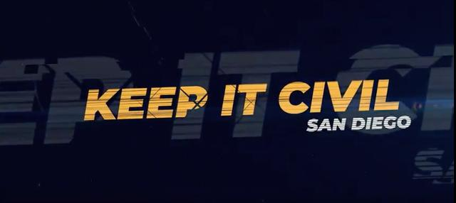 Keep It Civil San Diego