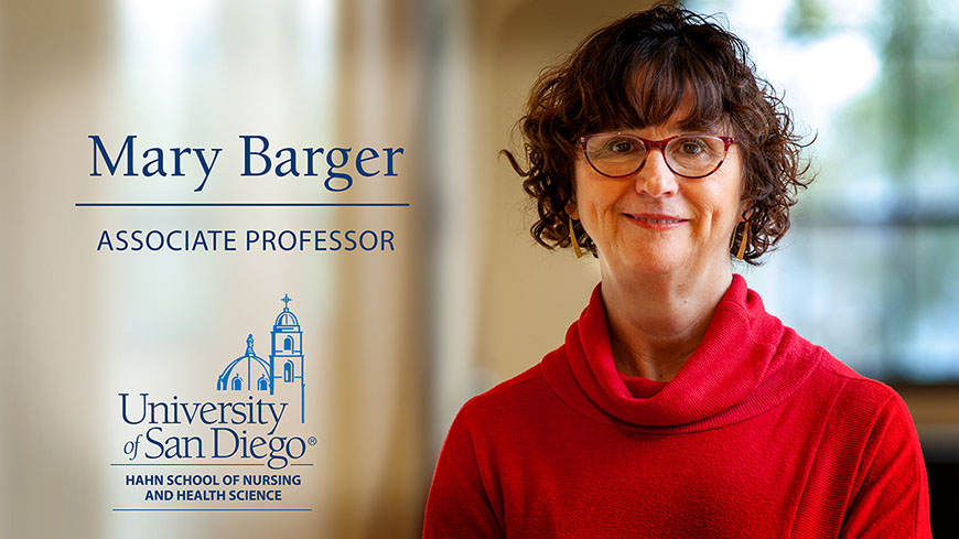 Dr. Mary Barger