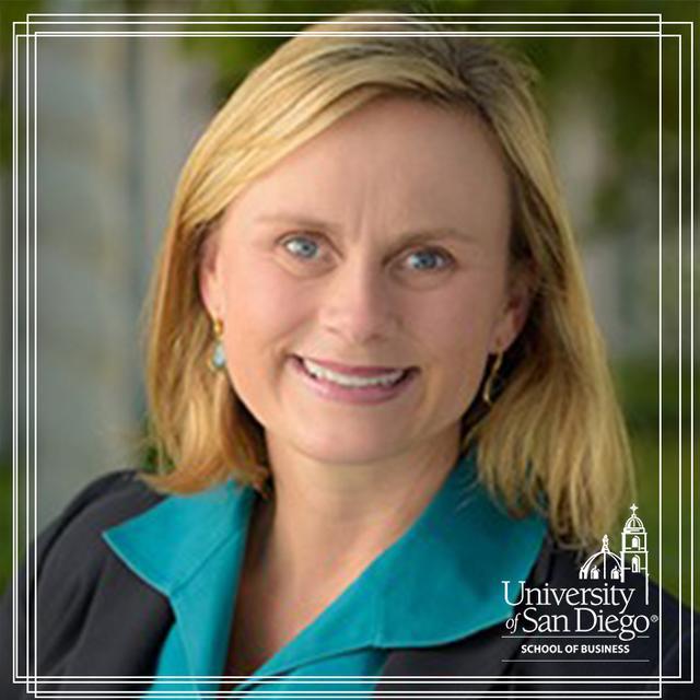 Clinical Professor of Finance, Annalisa Barrett