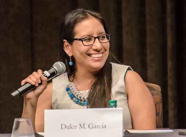 Panelist Dulce M. Garcia