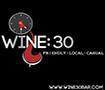Wine: 30 Logo
