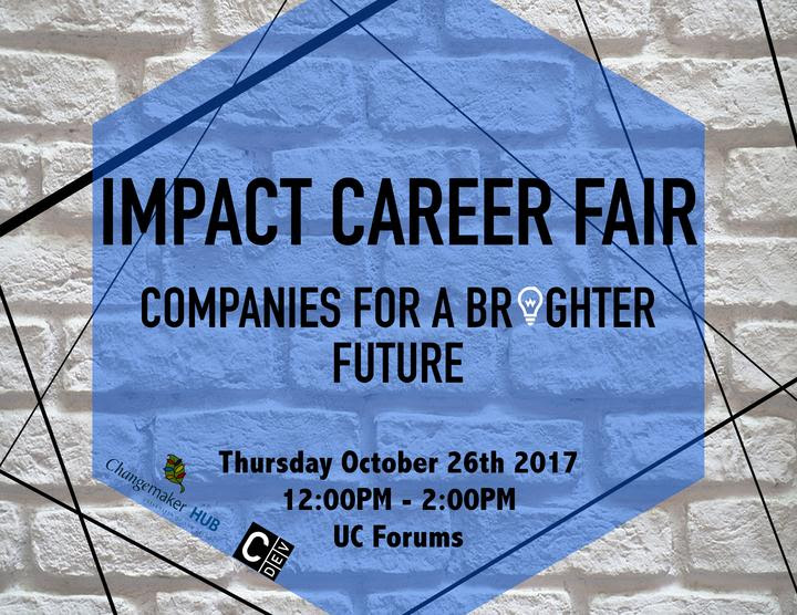 Impact Career Fair