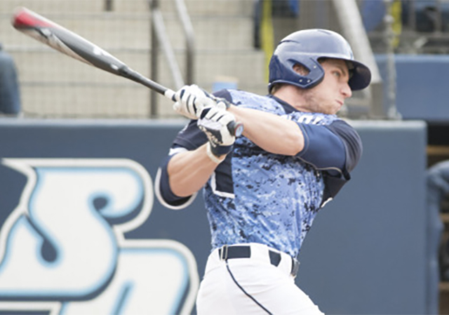 Kevin Collard, WCC Player of the Week in Baseball
