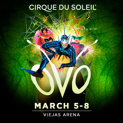 OVO by Cirque du Soleil poster image