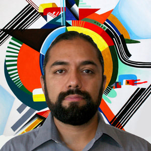 Isaias Crow Headshot