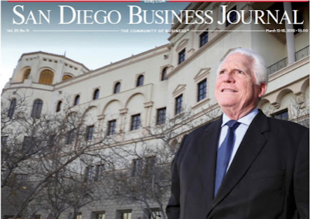 SDBJ Features Gordon Romney, PhD