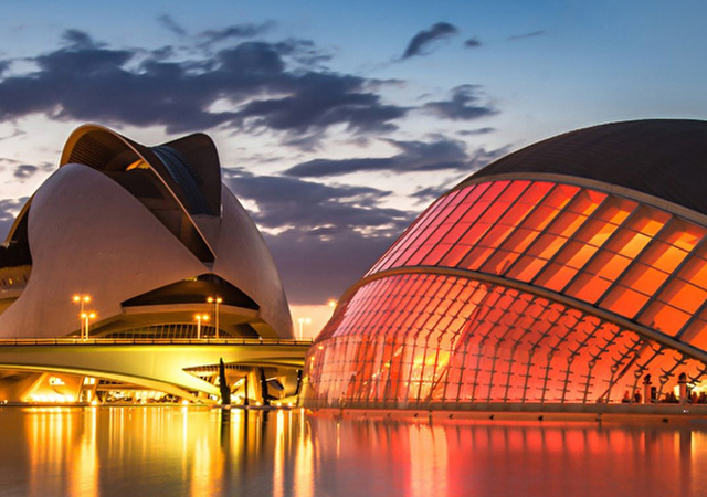 Valencia, Spain for 2019 European Alumni Reunion