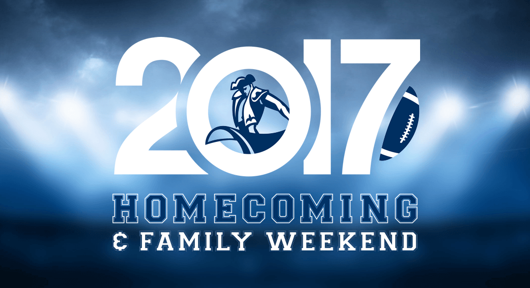Homecoming Family Weekend 2017 video thumbnail