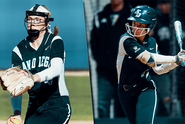 Softball All-WCC Academic standouts 2019