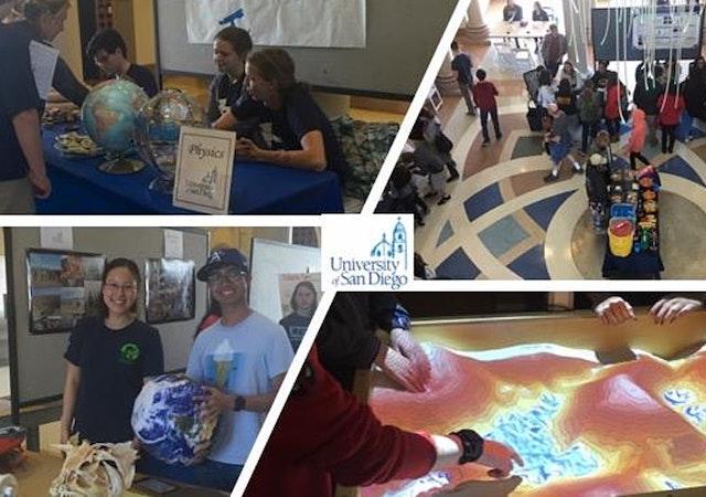 STEM Fair at USD