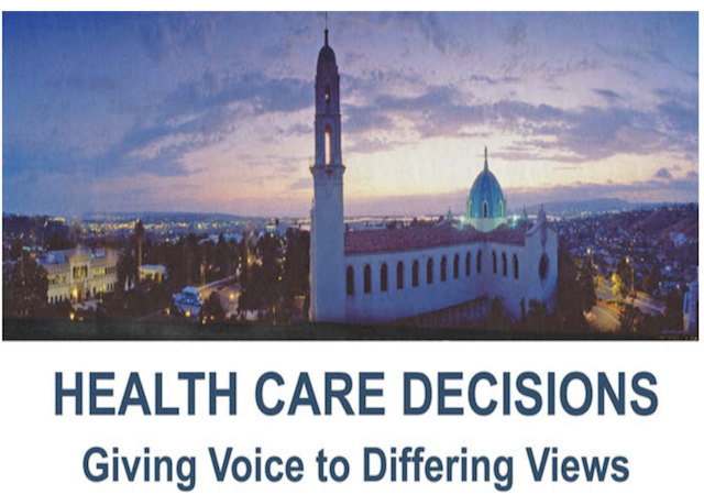 Health Care Decision Event Flyer