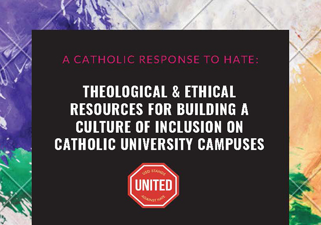 A Catholic Response to Hate