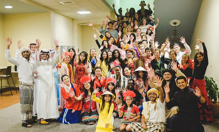 The International Student Organization's 32nd annual Expo and Fashion Show is Friday, March 24, 7-10 p.m. in the UC Forums.  Additionally, TPB's Ole Music Fest is Friday, 6-10 p.m., in the Valley area
