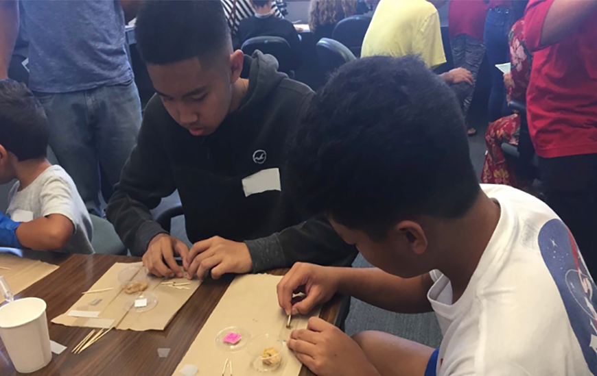STEAM Academy Youth and Community Conference