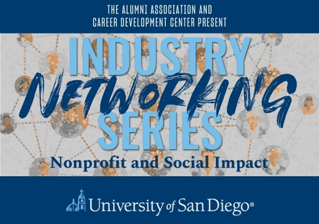 Industry Networking: Nonprofit and Social Impact icon