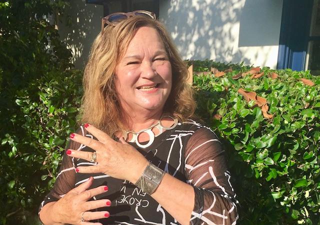 Professor Johanna Hunsaker
