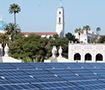 Solar Panels on USD Roof
