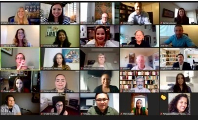 USD-CETYS Master's in Global Leadership students present their capstone project virtually