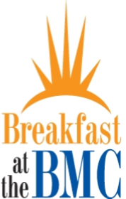 Breakfast at the BMC logo