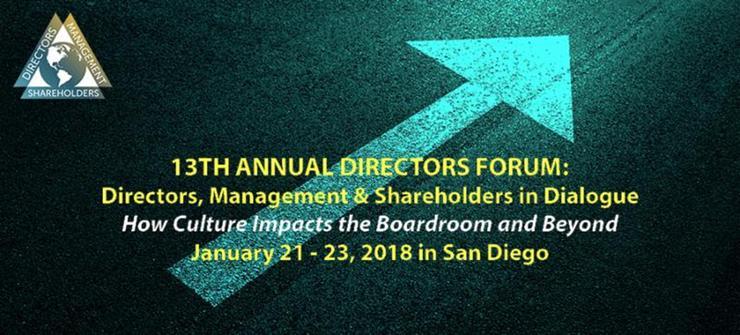 Directors Forum
