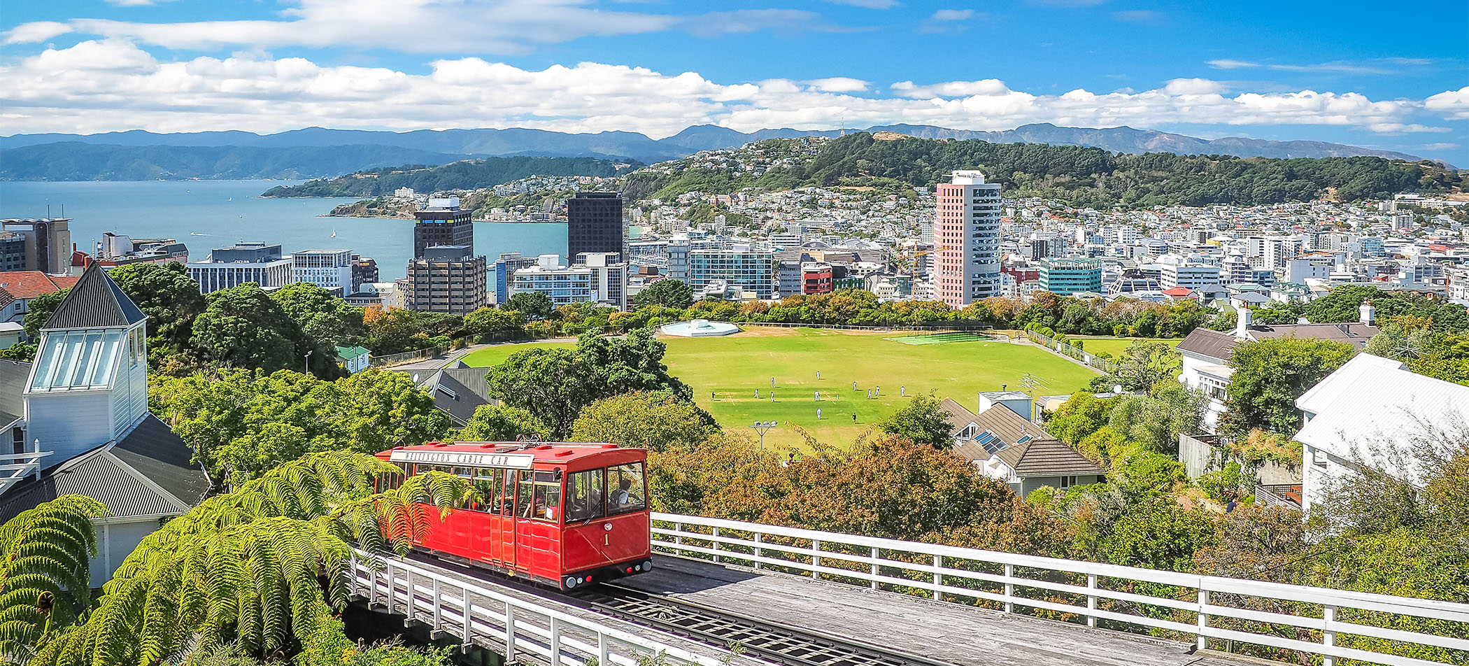 New Zealand is a destination for Second Year Experience Abroad