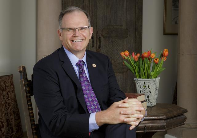 President James T. Harris named to the California Campus Compact Executive Board.
