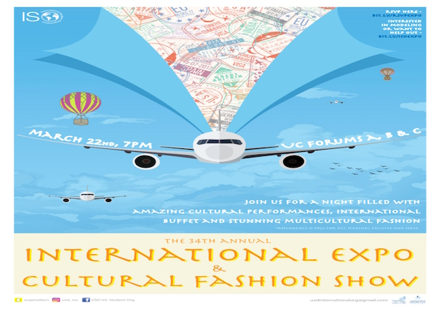 The 34th Annual International Expo & Cultural Fashion Show