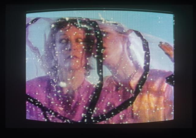 Joan Jonas video art still
