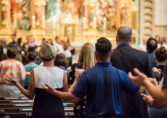 Alumni and Family Mass