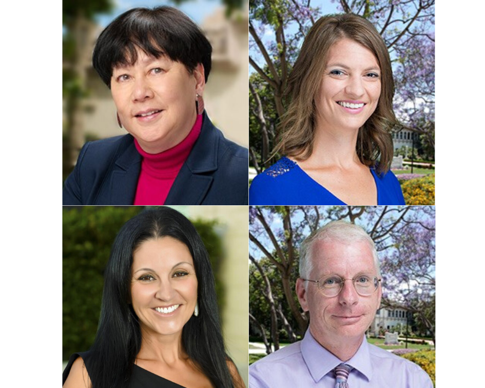 headshot of travel grant recipients