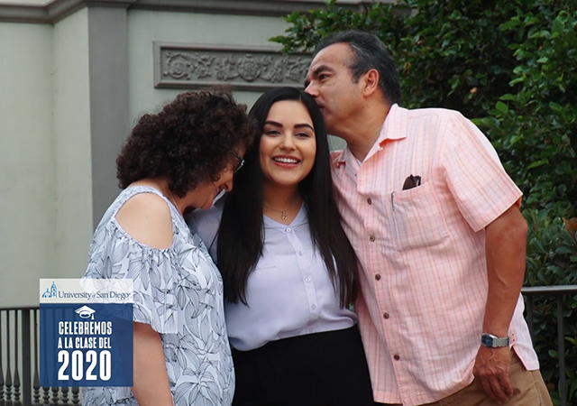 Blanca Hernandez and family