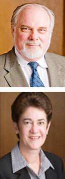 Professor Robert C. Fellmeth and Julianne D'Angelo Fellmeth
