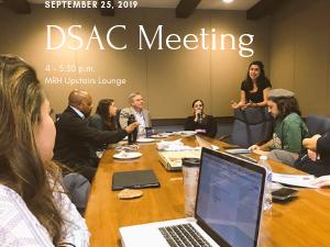 DSAC Meeting