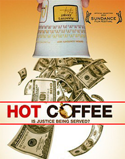 Hot Coffee movie poster