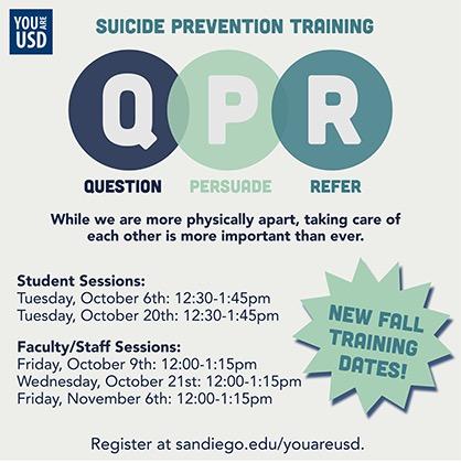 Virtual QPR Training