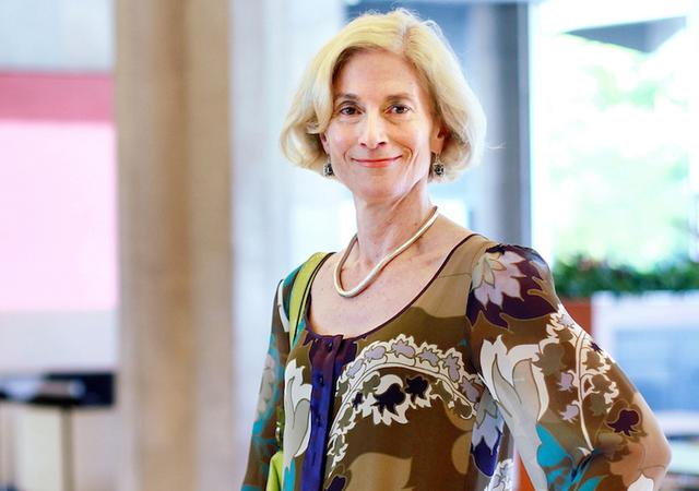Kyoto Prize winner Martha Nussbaum