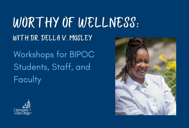 Dr. Della Mosley headshot