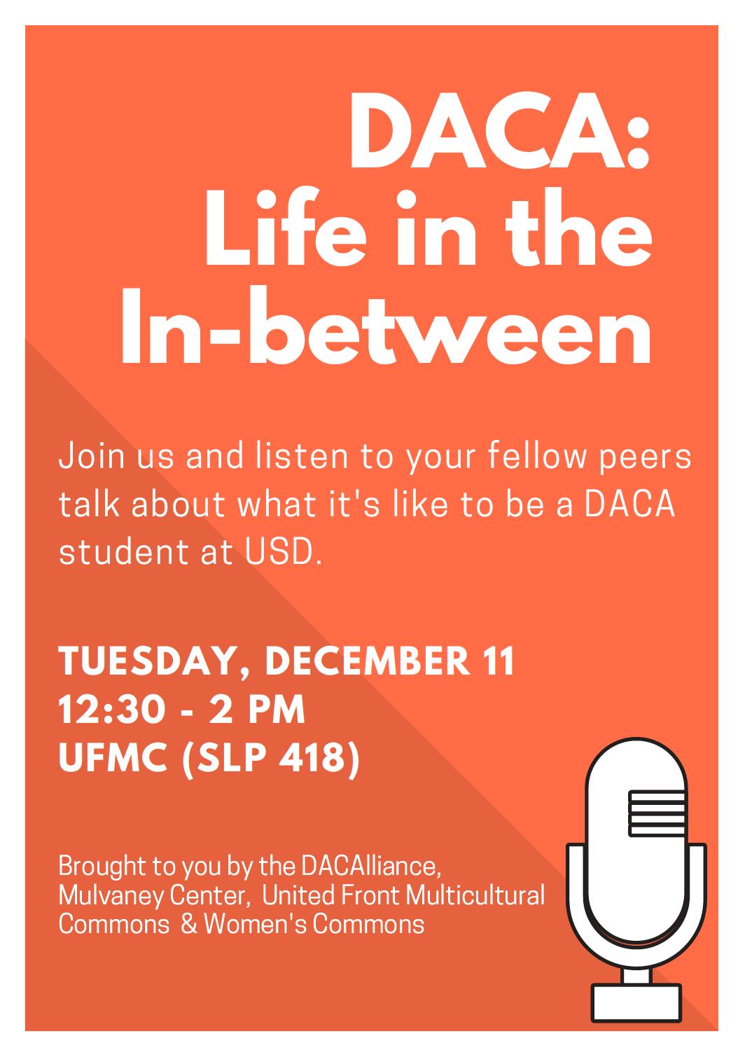 DACA: Life in the In-between