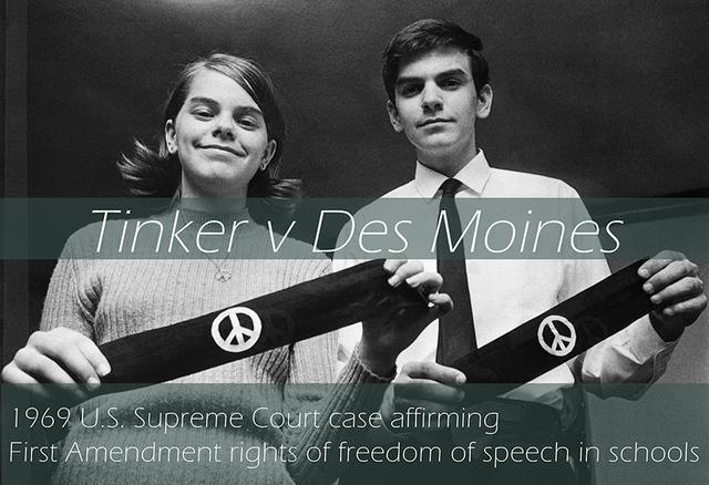 Tinker v Des Moines