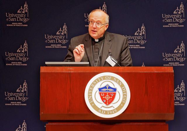 Bishop McElroy
